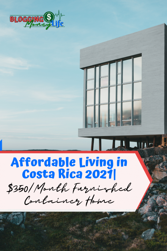 Affordable Living in Costa Rica | Furnished Container Home